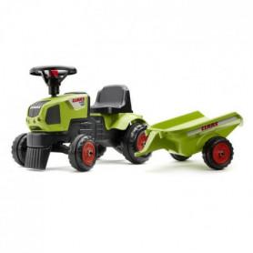 CLAAS Porteur Tracteur Baby Axos 310 avec remorque