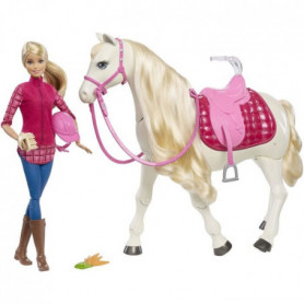 BARBIE - Dreamhorse - Cheval De Reve