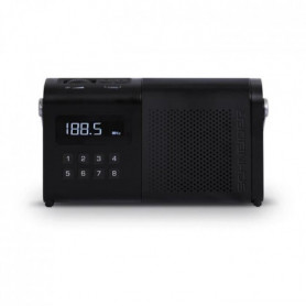 SCHNEIDER SC170ACLBLK Radio Tuner Digital Pll AM/FM