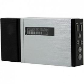 SOUDMASTER DAB400SI Radio portative DAB + / FM