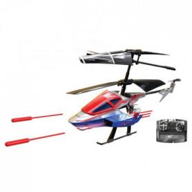 SILVERLIT - Hélicoptere Télécommandé Heli Sniper