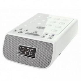 SOUDMASTER URD860WE Radio-réveil stéréo CD / MP3