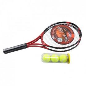 CHRONOSPORT Set de Tennis Loisirs 2 Raquettes