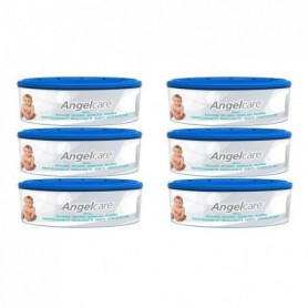ANGELCARE Recharges Rondes Compatibles : Classic, Mini, Comfort, Deluxe
