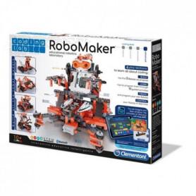 CLEMENTONI Robot - RoboMaker Pro, robotique éducatif