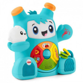 FISHER-PRICE - Mon Ami Rocki - Robot Interactif