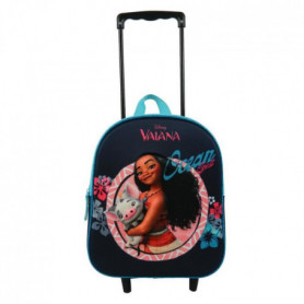 VAIANA - SAC A DOS A ROULETTES Maternelle Fille