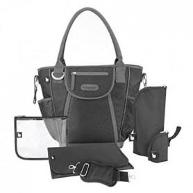 BABYMOOV Sac a Langer Daily Bag Black