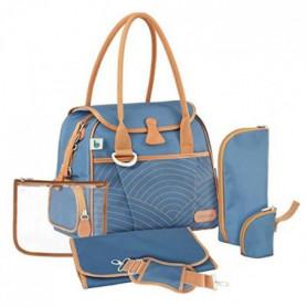 BABYMOOV Sac a Langer Style Bag Blue Navy