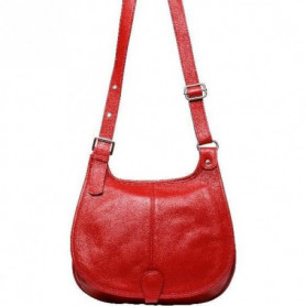 MAIA PARIS - OSLA Sac a main rouge