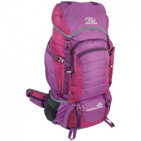 HIGHLANDER Sac a dos Expedition 60W Violet
