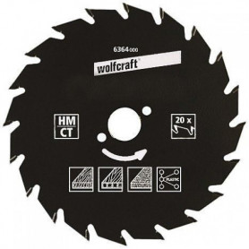 WOLFCRAFT Lame scie circulaire CT - 30 dents