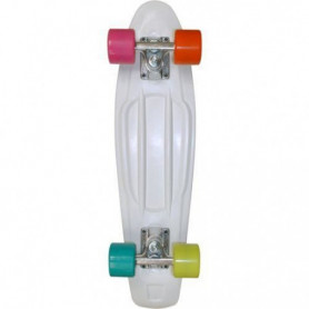 """PROHIBITION Skateboard 22"""" Retro Plastic Classic"""