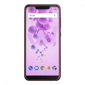 WIKO View2 Go Rouge 32Go