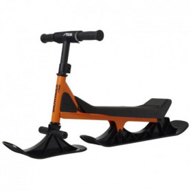 STIGA Luge trottinette Snowrider - Orange