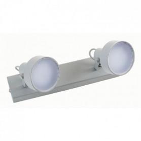 STOCKHOLM Spot 2 lumieres LED - L 27 x H 9 cm