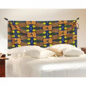 PLAGE Sticker Tete de lit adhésive - Bamako 63 x 160 cm