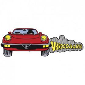 PLAGE Sticker Décor mural adhésif 3XL - Mustang
