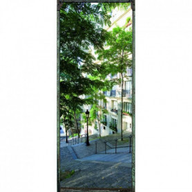 Sticker Adhésif de porte Ondoor- Rue de Paris