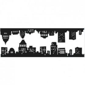 PLAGE Sticker Décor mural adhésif 3XL - Skyline