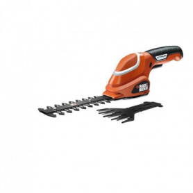 BLACK & DECKER Cisaille a gazon 2 en 1