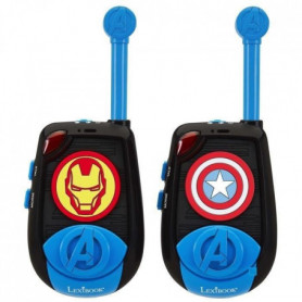 AVENGERS - Paire de Talkies Walkies Enfant