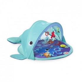 Bright Starts Tapis d'Eveil Explore & Go Whale