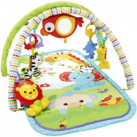 FISHER-PRICE - Tapis d'Eveil amis de la jungle 3