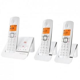 ALCATEL Versatis F230 Voice Trio - Téléphone sans fil