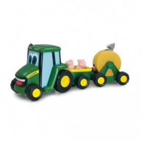 JOHN DEERE Johnny le tracteur et son attelage musical