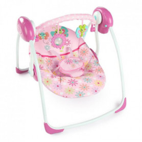 BRIGHT STARTS Balancelle Compacte Butterfly Dreams