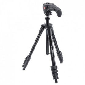 MANFROTTO COMPACT ACTION Kit Trépied Aluminium