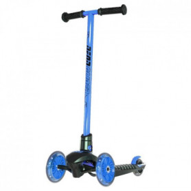 NEON -  Glider Bleue - Patinette 3 Roues a Led