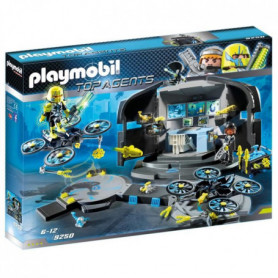 PLAYMOBIL 9250 - Top Agents - Centre de Commandement
