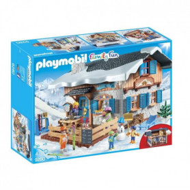 PLAYMOBIL 9280 - Family Fun - Chalet de Montagne
