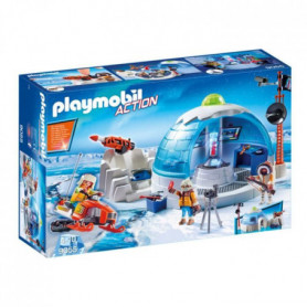 PLAYMOBIL 9055 - Les Explorateurs Polaires