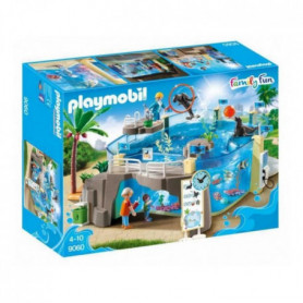Playmobil 9060 - Family Fun - Aquarium Marin