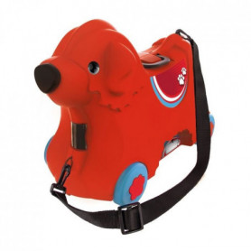 BIG Bobby Valise Chien Rouge