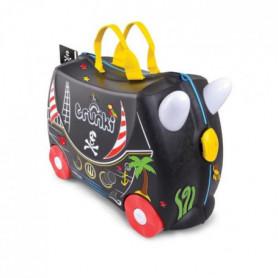 TRUNKI Valise Porteur a roulettes pour enfants
