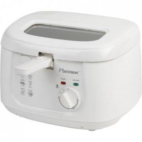 Friteuse - cuve 2,5L - 1800W - en blanc