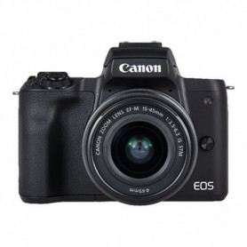 CANON EOS M50 15-45 STM Appareil photo Hybride