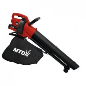 MTD Aspirateur souffleur a batterie 36 v 550 w