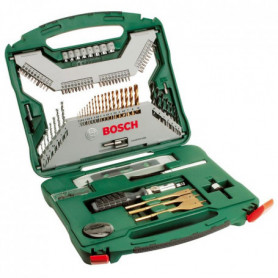 BOSCH Coffret X-Line 100 pieces