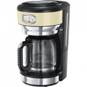RUSSELL HOBBS 21702-56 - Cafetiere filtre Retro