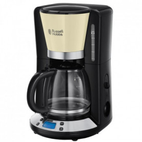 RUSSELL HOBBS 24033-56 - Cafetiere programmable Colours Plus
