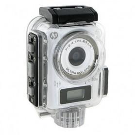 HP LC100W Mini caméra sport étanche - 8 MPx - Wi-Fi