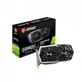 MSI Carte graphique GeForce GTX 1660 Armor 6G OC