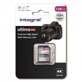 INTEGRAL MEMORY Premium High Speed SDHC/XC V30 UHS-I