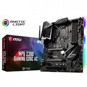 Carte mere MSI MPG Z390 Gaming Edge AC, Intel Z390 - Socket 1151