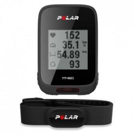 AR Compteur vélo GPS M460 avec ceinture cardio H10